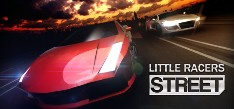 Little Racers STREET Cover Image