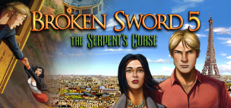 Broken Sword 5 - the Serpent's Curse Cover Image