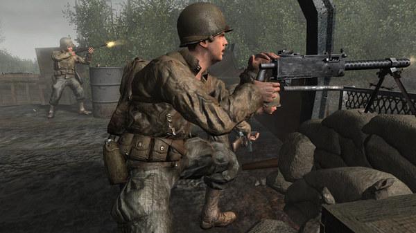 Скриншот №2 к Call of Duty® 2