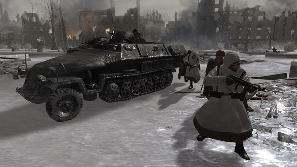 Скриншот №3 к Call of Duty® 2