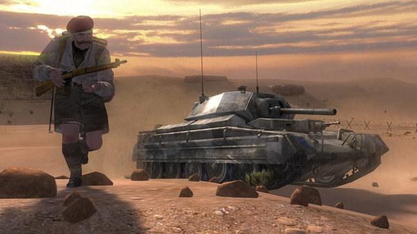 Скриншот №4 к Call of Duty® 2