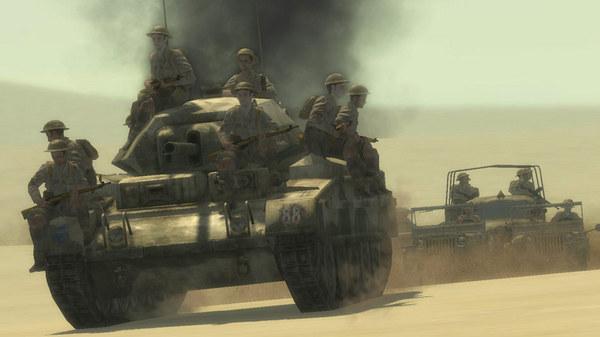 Скриншот №1 к Call of Duty® 2