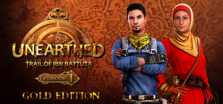 Unearthed: Trail of Ibn Battuta - Episode 1 - Gold Edition Cover Image