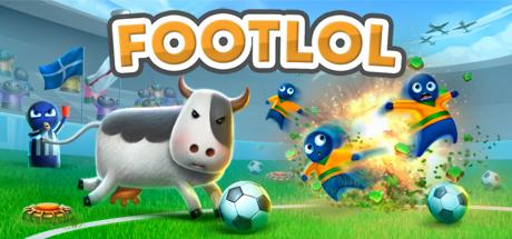 FootLOL: Epic Fail League Cover Image