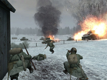 Call of Duty: United Offensive скриншот