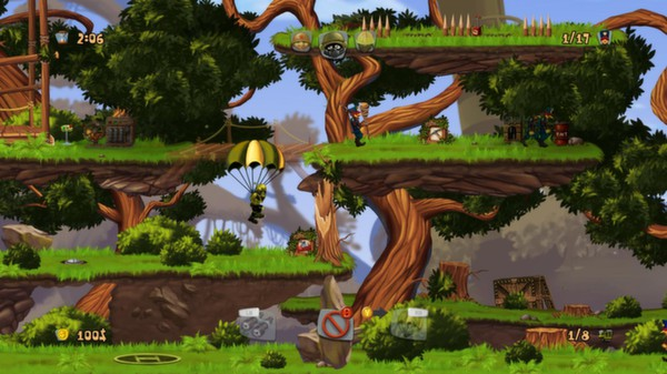 скриншот A-Men 2