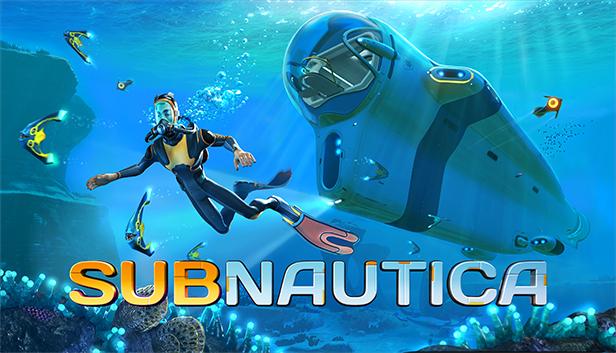 Subnautica en Steam