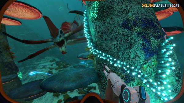 Скриншот №3 к Subnautica