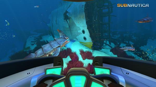 Subnautica скриншот