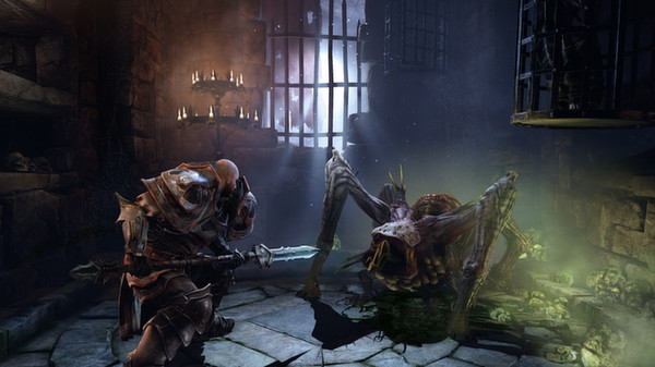 Lords of the Fallen скриншот