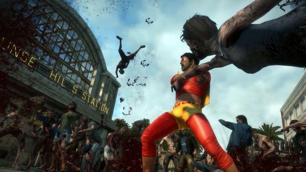 Скриншот №4 к Dead Rising 3 Apocalypse Edition