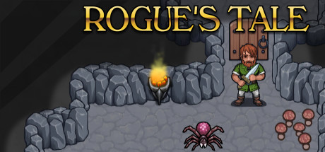 Rogue's Tale Cover Image
