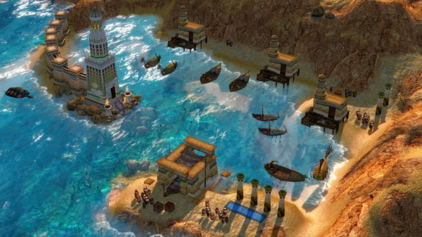 Скриншот №5 к Age of Mythology Extended Edition