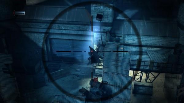 Скриншот №1 к Batman™ Arkham Origins Blackgate - Deluxe Edition