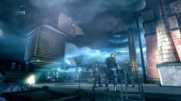 Скриншот №3 к Batman™ Arkham Origins Blackgate - Deluxe Edition