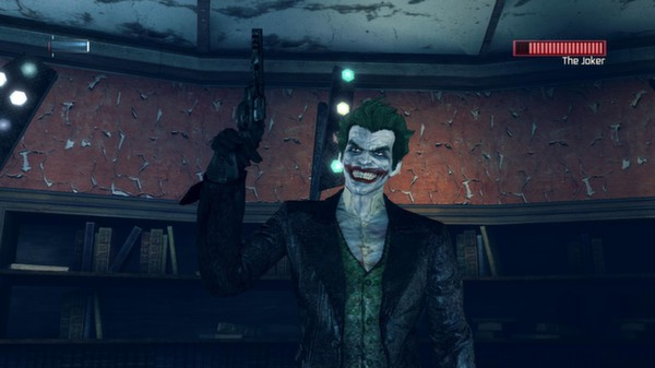 Скриншот №2 к Batman™ Arkham Origins Blackgate - Deluxe Edition