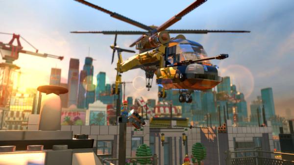 Скриншот №5 к The LEGO® Movie - Videogame