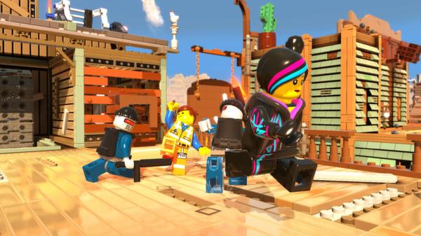 Скриншот №1 к The LEGO® Movie - Videogame