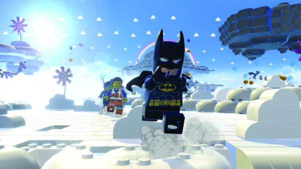 Скриншот №2 к The LEGO® Movie - Videogame