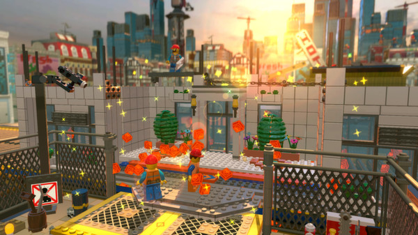 Скриншот №4 к The LEGO® Movie - Videogame