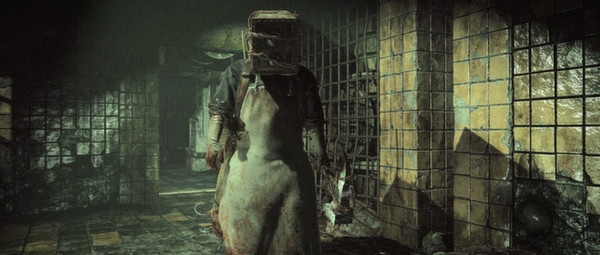 The Evil Within (Psycho Break) скриншот