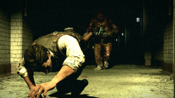 Скриншот №7 к The Evil Within