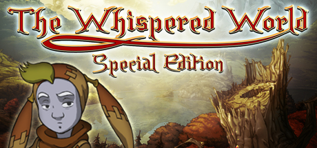 The Whispered World Special Edition Cover Image