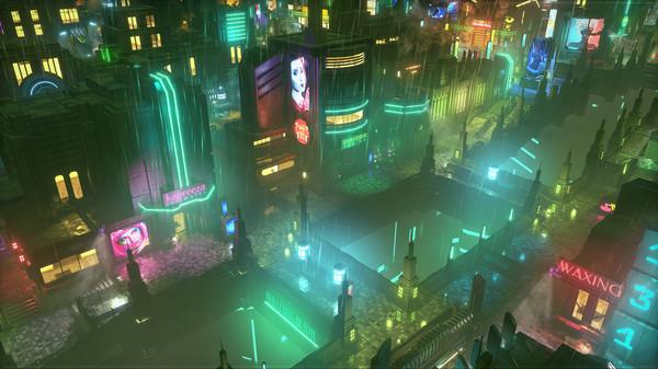 Satellite Reign скриншот