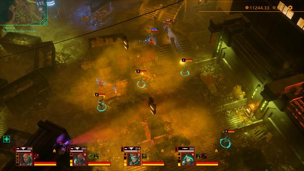 Скриншот №5 к Satellite Reign