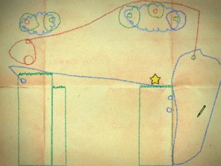 Скриншот №4 к Crayon Physics Deluxe