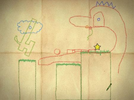 Скриншот №7 к Crayon Physics Deluxe