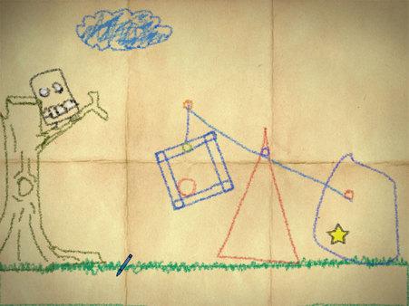 Скриншот №1 к Crayon Physics Deluxe
