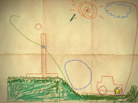 Скриншот №10 к Crayon Physics Deluxe
