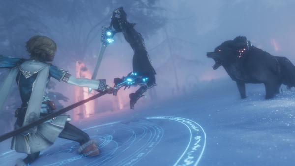 Скриншот №1 к Edge Of Eternity