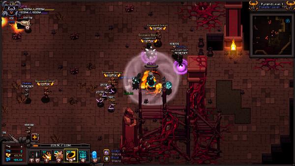Скриншот №5 к Hero Siege