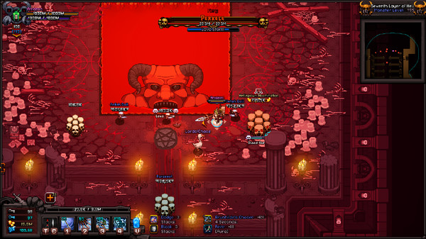 Скриншот №3 к Hero Siege