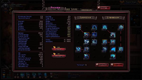 Скриншот №2 к Hero Siege