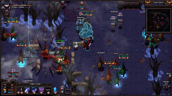 Скриншот №1 к Hero Siege