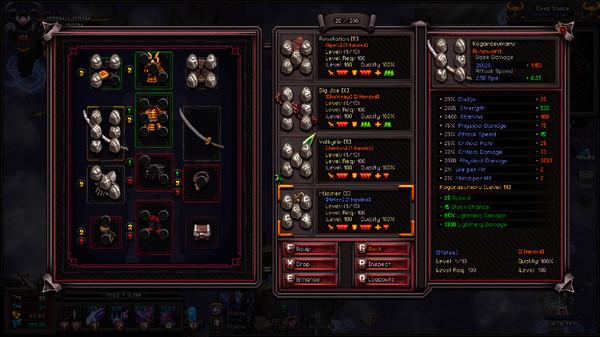 Скриншот №4 к Hero Siege