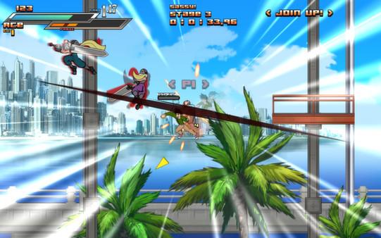 скриншот Aces Wild: Manic Brawling Action! 0