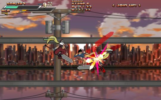 скриншот Aces Wild: Manic Brawling Action! 2