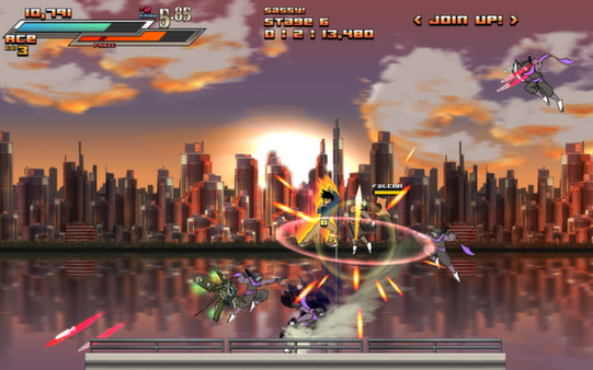 скриншот Aces Wild: Manic Brawling Action! 5