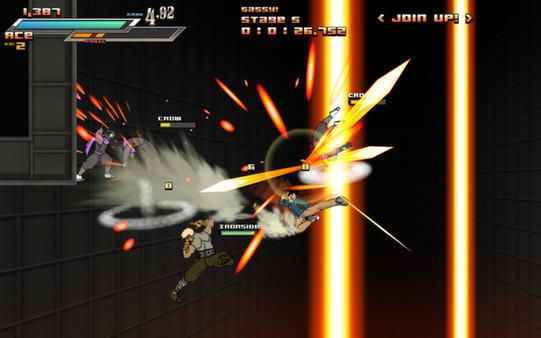 скриншот Aces Wild: Manic Brawling Action! 4