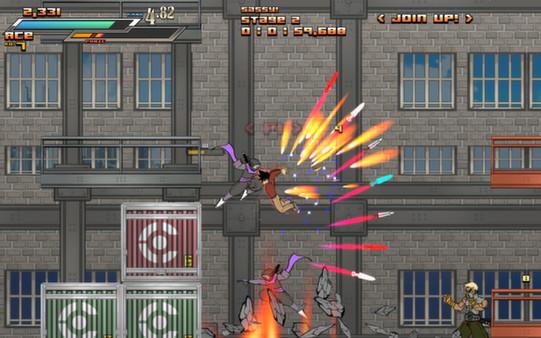 скриншот Aces Wild: Manic Brawling Action! 1