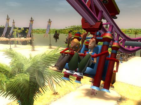 RollerCoaster Tycoon 3: Platinum! screenshot