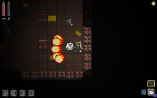 скриншот Quest of Dungeons 2