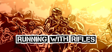 RUNNING WITH RIFLES Cover Image