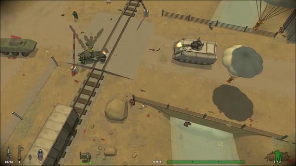 Скриншот №2 к RUNNING WITH RIFLES