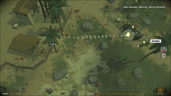 Скриншот №4 к RUNNING WITH RIFLES