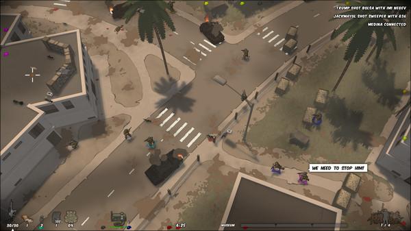 Скриншот №3 к RUNNING WITH RIFLES